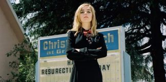 Kiernan Shipka Stars in the Netflix Sabrina Series