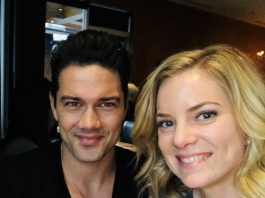 Marrying Mr. Darcy Stars Cindy Busby and Ryan Paevey