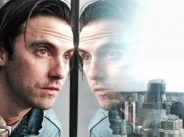 The Art of Racing in the Rain stars Milo Ventimiglia