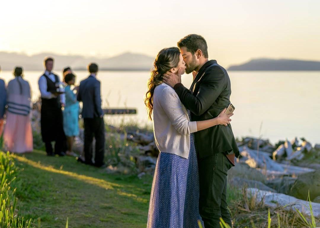chesapeake shores season 3 starts filming on vancouver